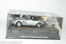 JAMES BOND 007 THE WORLD IS NOT ENOUGH BMW Z8 MIB RARE SELTEN