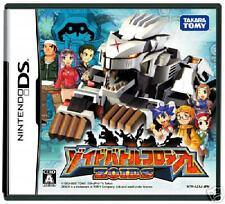 Zoids battle Colosseum  NINTEND DS NDS Import Japan