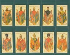 NOSTALGIA REPRINTS - SET OF 50 - JOHN PLAYER & SONS  ' MILITARY SERIES '  CARDS