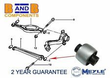 BMW 3 SERIES E46 REAR LOWER CONTROL ARM TRAILING BUSH 33326771828 A200