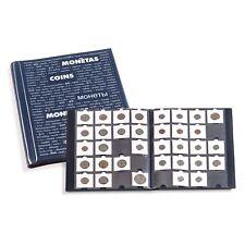 LEUCHTTURM, Album para 200 cartones de monedas.20 cartones por hoja.