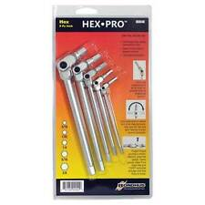 Bondhus Pro Series Pivot Head 5 Piece Hex Key Set Imperial - 00040