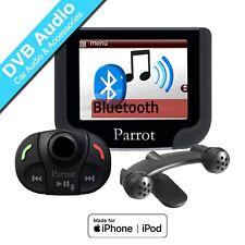NEW PARROT Bluetooth Car Hands Free Kit - Ipod control USB Aux SD Card MKI9200