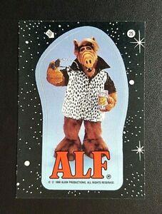 1988 Topps 2nd Series ALF Sticker - No.25