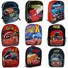 Kids Disney Cars Planes School Backpack Rucksack Bag Brand New Gift
