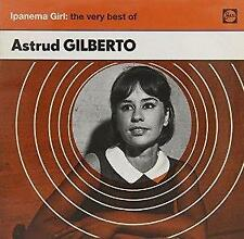 Astrud Gilberto - Ipanema Girl: The Very Best Of (NEW CD)