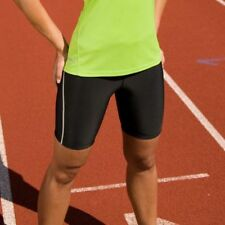 Polyamide Shorts for Women with Wicking Activewear