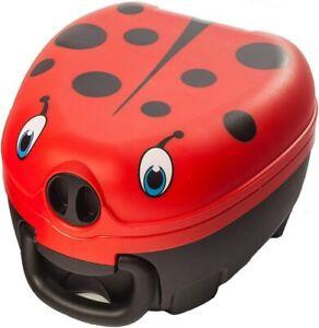 My Carry Potty - Ladybird Travel Potty, Award-Winning Portable Toddler Toilet