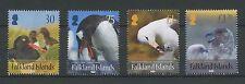 (W0224) FALKLAND ISLANDS, BIRDS 2015, SET, UM/MNH, SEE SCAN