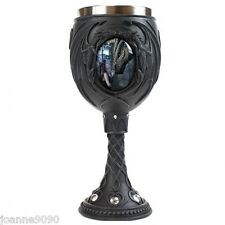 NEMESIS NOW ONCE UPON A TIME GOBLET ANNE STOKES FANTASY CHALICE ORNAMENTAL PROP