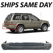 Primered - Rear Bumper Cover for 1999 2000 2001 2002 2003 2004 Nissan Pathfinder