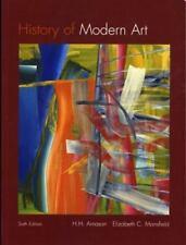History of Modern Art by Elizabeth C. Mansfield and H. H. Arnason 6th Edition