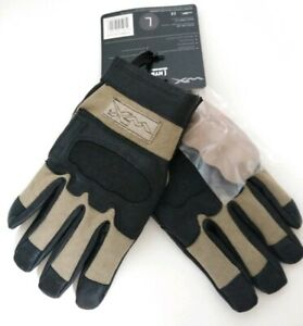 WILEY X TACTICAL FLAME RESISTANT COMBAT GLOVES HYBRID KNUCKLES REMOVABLE LARGE