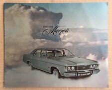 1976/1977 Ford Fairlane Marquis (8/1976) original sales brochure