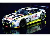 NUNU HOBBY MODEL BMW M6 GT3 24H SPA 2016 WINNER 1:24 PN24001
