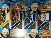 2020-21 Upper Deck UD Game Jersey - YOU PICK FROM LIST