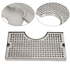 """Surface Mount Drip Tray Removable Kegerator Tap Draft Beer Drip Tray 12"""" x 7"""""""