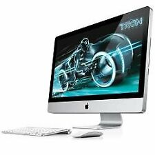Apple iMac All-in-One PC MC814Y/A 27 Inch 3.1 GHz Quad-Core