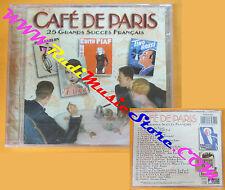 CD Compilation CAFE'DE PARIS PLATCD 562 EDITH PIAF DAMIA no lp mc vhs(C18)
