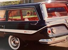 """50S 60S Chevy Buick GM Accessory Station Wagon Nomad Wind Deflector """"SMALL FLAW"""""""