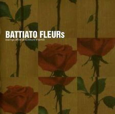 FRANCO BATTIATO - FLEURS - LP VINILE NERO NUOVO SIGILLATO