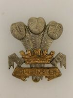 Britain/British Army Leinster Regiment Cap Badge in metal