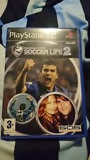 SOCCER LIFE 2  Complete PS2 Rare