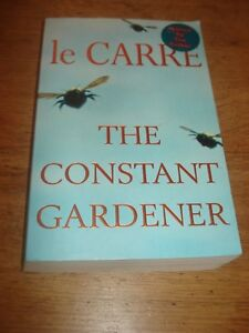 The Constant Gardener BY JOHN LE CARRE,SIGNED COPY,1ST EDITION,PAPERBACK 2001