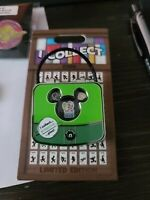 Disney Casual Hinged Single POTM I Collect Attractions Pin LE 2000 :)
