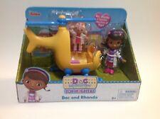 MIB | Adorable Disney Junior Doc McStuffins Toy Hospital with Doc and Rhonda