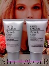 *Estee Lauder* Perfectly Clean Multi-Action Foam Cleanser (30mlx2) FREE POST!