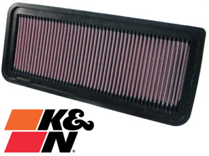 K&N REPLACEMENT AIR FILTER FOR LEXUS RX400H MHU38R 3MZ-FE 3.3L V6