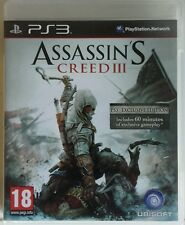 Assassin's Creed III. Ps3. Fisico. Ingles