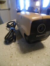 Vintage Electric Panasonic desk top pencil sharpener- Made in Japan!  # KP88A