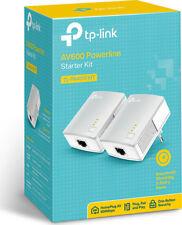 POWERLINE ADAPTER TP-LINK  MODEL TL-PA4010KIT 500 MBPS 300 METRI