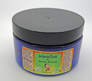 WartOut Organic Universal HPV Genital Plantar Warts Treatment Solution Cream