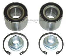 FORD KA 1.3 2003-2009 + STREET & SPORT KA 1.6 FRONT 2 WHEEL BEARING HUB KITS NEW