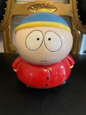 Ultra Rare Sunburst South Park Cartman Ceramic Cookie Jar Vg!