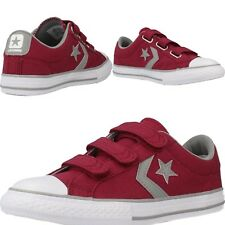 d8b82d874862 Converse Baby Shoes with Hook   Loop Fasteners for Boys