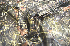 "REALTREE MAX 4 HD BRIDAL SATIN FABRIC HUNTING CAMOUFLAGE 60""W CAMO BY THE YD"