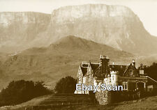 Sepia Postcard - Scotland - Flodigarry Country House Hotel Staffin Isle of Skye