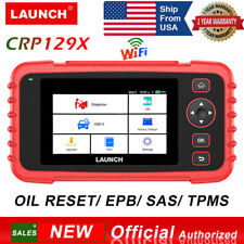 LAUNCH Automotive OBD2 Scanner Car Diagnostic Tool OBDII Code Reader Engine TPMS