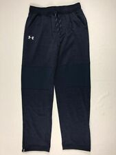 NEW Under Armour - Navy Poly Athletic Pants (L)