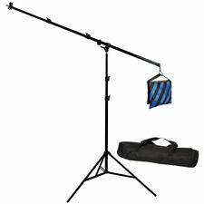 Photo Studio Heavy Duty Overhead Lighting Boom Photography Light Stand 804K