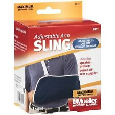 Mueller Sport Care Maximum Support Adjustable Arm Sling, Fits Right Or Left Arm