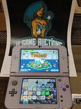 New Nintendo 3DS XL SNES CONSOLE ONLY - 64GB  *UPGRADED*