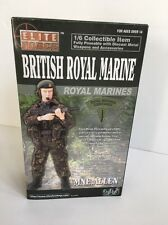 "ELITE FORCE 1:6 British Royal Marine ""Mne. Allen"", Royal Marines Commando"