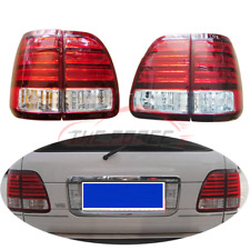 4pcs For Lexus LX470 2003 2004 2005 LED Tail Lights Rear Lamps Assembly RH&LH