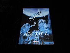 Pecqueur / Kovacevic / Schelle : Arctica 8 : Ultimatum Delcourt 11/2016 1°édit