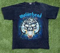 Motorhead Overkill Vintage Tshirt Size Large Tee Fruit Of The Loom Lemmy